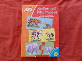 Mother and Baby Puzzles
