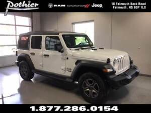 2018 Jeep All-New Wrangler Unlimited Sport S