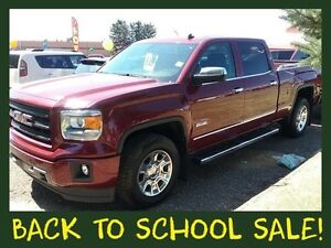 2014 GMC Sierra 1500 ALL TERRAIN **LEATHER-NAV-SUNROOF**