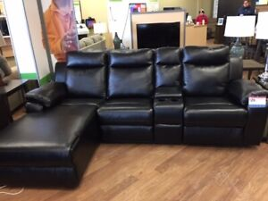NEW POWER RECLINING SECTIONAL