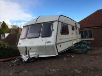 For sale - 4/5 berth ABI Award Superstar Caravan