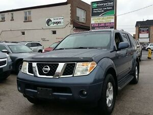 2006 Nissan Pathfinder 7 SEATS-LEATHER