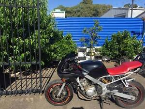 HONDA CBR 600 SPORTS BIKE 1994 WRECKING FOR PARTS St Agnes Tea Tree Gully Area Preview