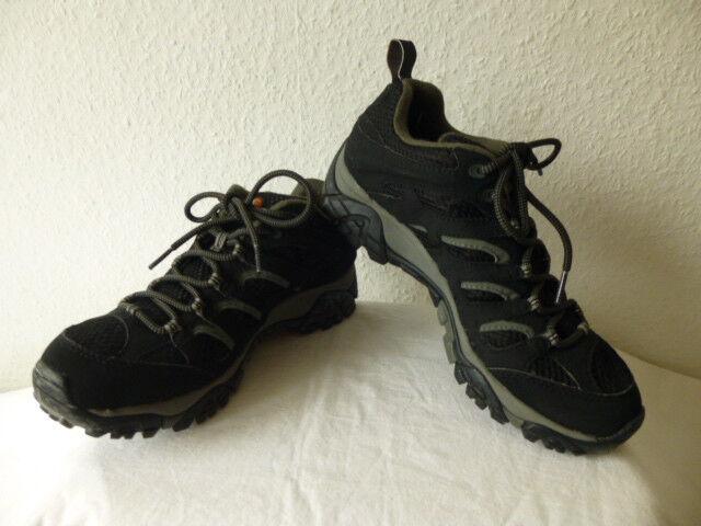 NEU Merrel Wander- Outdoor -Trekkingschuhe Damen Gr.39, UK 6 in schwarz schön