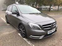 2013 Mercedes-Benz B180 CDI BLUEEFFICIENCY SPORT Auto MPV Diesel Automatic