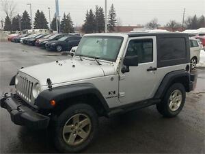 2008 Jeep Wrangler $14295