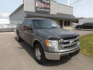 2013 Ford F-150 XLT 4X4 SUPER PROPRE $13850.00