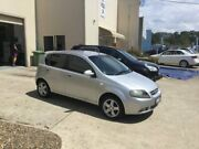 2007 Holden Barina TK MY07 Silver 4 Speed Automatic Hatchback Maroochydore Maroochydore Area Preview