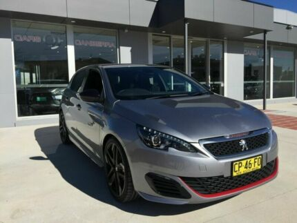 2017 Peugeot 308 T9 MY17 GTI 270 Grey 6 Speed Manual Hatchback Fyshwick South Canberra Preview