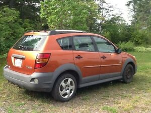 2004 Pontiac Vibe Hatchback Part Out