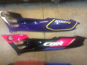1991-1994 Honda CBR600F2 Tail Fairings