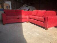 Corner Sofa (M&S)