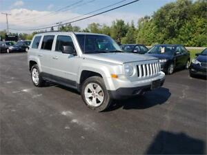 2011 Jeep Patriot North 4x4 5 speed Safetied we finance