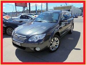 2007 Subaru Outback B4A MY07 R Grey 5 Speed Automatic Wagon Holroyd Parramatta Area Preview