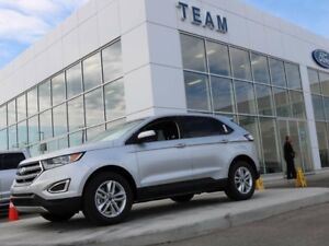 2017 Ford Edge SEL, 201A, SYNC3, NAV, PANORAMIC ROOF, HEATED STE