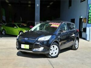 2013 Ford Kuga TF Ambiente AWD Black 6 Speed Sports Automatic Wagon Slacks Creek Logan Area Preview
