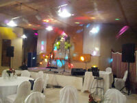 Sound system rental - DJ, wedding, concert, corporate etc