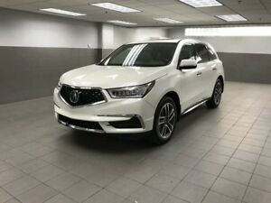 2017 Acura MDX Navigation Package 4dr SH-AWD