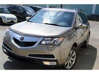 2010Acura MDX Elite,Navi,AC seats,TV,Remote start, 1owner,MINT!