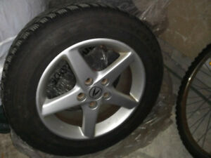 Wheels Acura Rsx Buy Or Sell Used Or New Car Parts Tires Rims - Acura rsx wheels