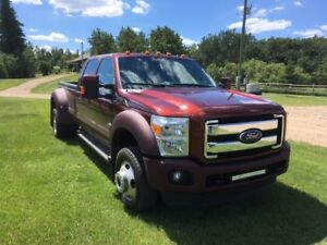 2016 Ford King Ranch F350 Dually