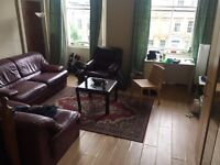 ROOM TO RENT IN THE WEST END OF GLASGOW (SHORT TERM)