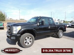 2011 Ford F250 Ext Cab Super Duty