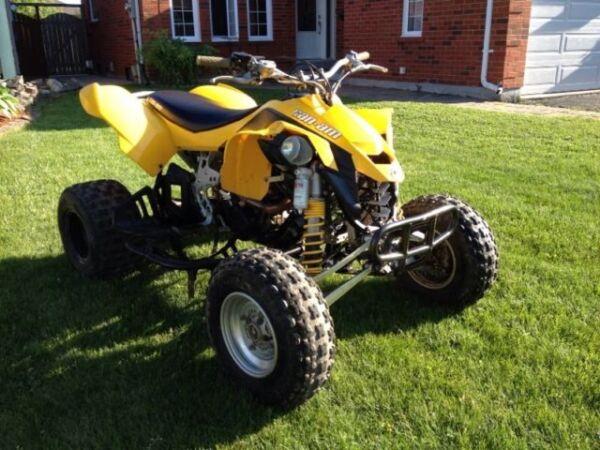 2008 Can-Am ds450