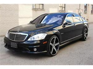 2009 Mercedes-Benz S-Class S63 PANORAMIC ROOF NIGHVIEW ASSIT