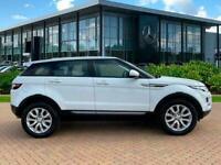 2015 Land Rover Range Rover Evoque 2.2 Sd4 Pure 5Dr Auto [9] [Tech Pack] Hatchba