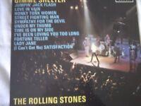 Vinyl LP Gimme Shelter The Rolling Stones Decca SKL 5101 Stereo 1971
