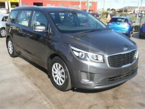 2017 Kia Carnival YP MY17 S Grey 6 Speed Automatic Wagon Brendale Pine Rivers Area Preview