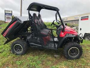 2018 MAHINDRA RETRIEVER 1000 UTILITY VEHICLE GAS