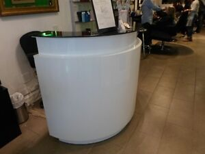 Shampoo Chair / Hair Salon Furniture Sale / Reception Desk Salon