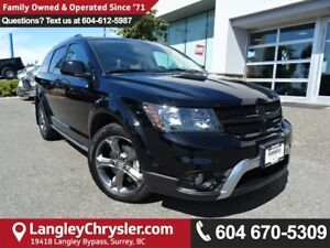 2015 Dodge Journey Crossroad *ACCIDENT FREE*ONE OWNER*LOCAL B...