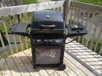 Small Master Chef BBQ with Cover