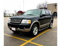 2003 Ford Explorer Eddie Bauer 4x4 SUV *Heated Leather/Sunroof*