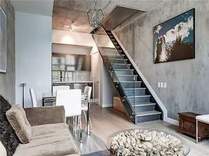 Parc Lofts Townhouse by Lamb Dev.– 820SqFt – Must See Unit!