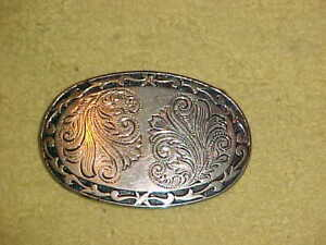 Brass BELT BUCKLE