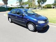 2000 Holden Astra TS City Blue 5 Speed Manual Hatchback Somerton Park Holdfast Bay Preview