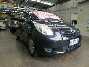2006 Holden Barina TK 5 Speed Manual Hatchback Mordialloc Kingston Area Preview