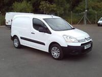 Citroen Berlingo 1.6 Hdi 625Kg Enterprise 75Ps DIESEL MANUAL WHITE (2015)
