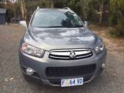 Holden Captiva 2011 LX Series 2 Cygnet Huon Valley Preview