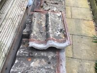 Concrete Roof Tiles (Used)