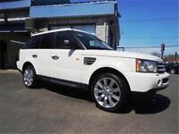 2008 Land Rover Range Rover Sport Supercharged+NAVIGATION