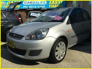 2006 Ford Fiesta WQ LX 4 Speed Automatic Hatchback Kogarah Rockdale Area Preview