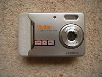 Vivitar Digital Camera VC5050 & Underwater Housing - very little use.