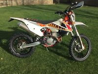 2017 KTM 350 EXC-F SIX DAYS 2017 Enduro ,Only 5 hours use!