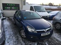 Vauxhall Astra Elite 1.9 CDTI, Top Spec, New MOT, Service, Warranty