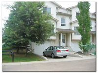 West End - Spacious 2 bedroom townhouse condo (167 Street NW)